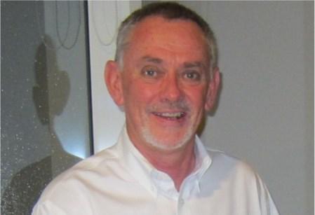 New Solus distributor consultant Philip Mugg