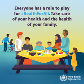WHO World Health Day